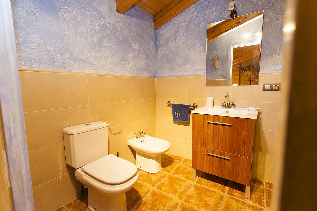 Baño - Casa en alquiler en calle Tello, Nonaspe - 318228349