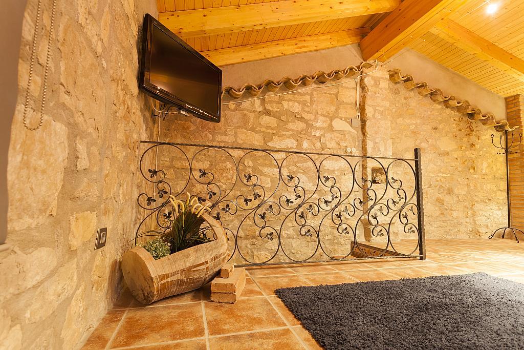 Buhardilla - Casa en alquiler en calle Tello, Nonaspe - 318228352