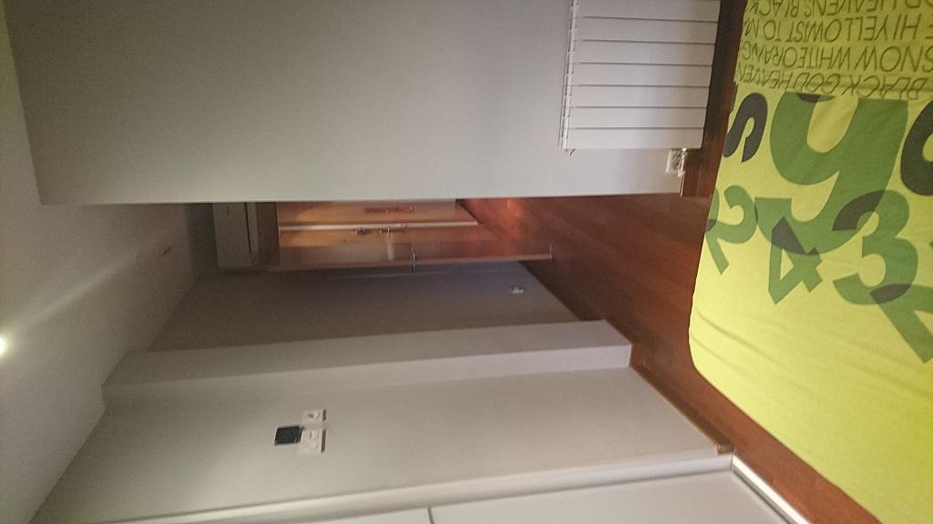 Dormitorio - Ático en alquiler en calle Prim, Centre en Badalona - 318502075