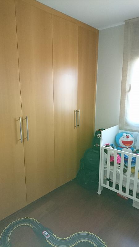 Dormitorio - Ático en alquiler en calle Prim, Centre en Badalona - 318502152