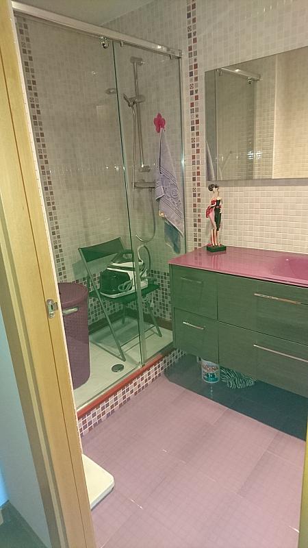 Baño - Ático en alquiler en calle Prim, Centre en Badalona - 318502201
