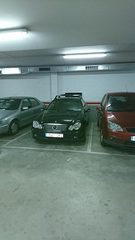 Parking - Ático en alquiler en calle Prim, Centre en Badalona - 318502306
