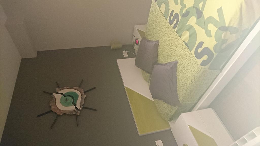 Dormitorio - Ático en alquiler en calle Prim, Centre en Badalona - 318502309