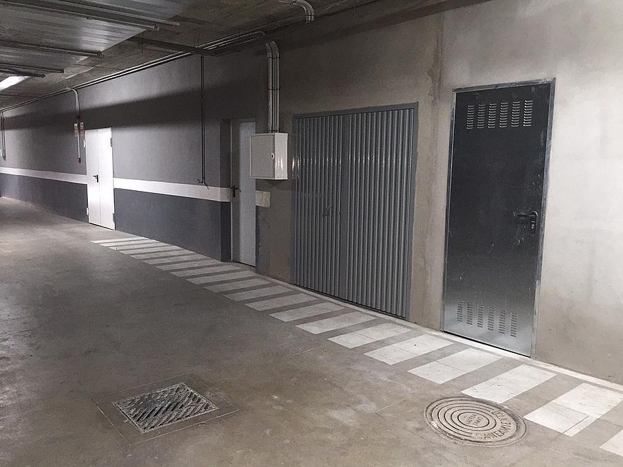 Garaje - Despacho en alquiler en calle Platino, Salteras - 318850737