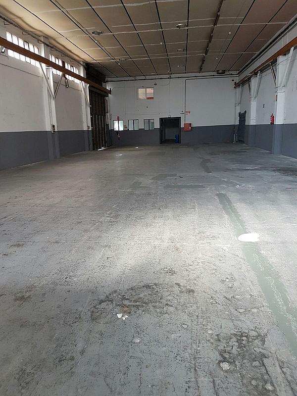 Garaje - Nave industrial en alquiler en calle Jaen, Egara en Terrassa - 318893604
