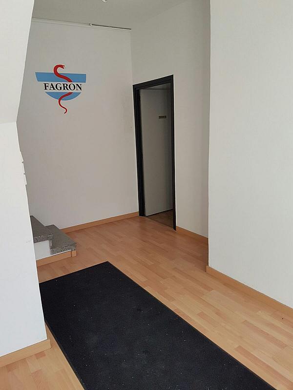 Plano - Nave industrial en alquiler en calle Jaen, Egara en Terrassa - 318893663