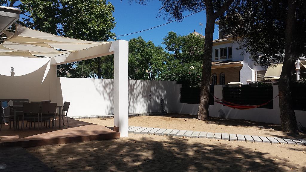 Fachada - Casa adosada en alquiler en calle Gaviota, Punta Umbría - 320265456
