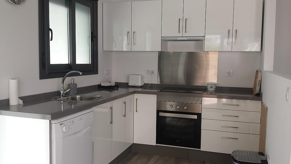 Cocina - Casa adosada en alquiler en calle Gaviota, Punta Umbría - 320265520