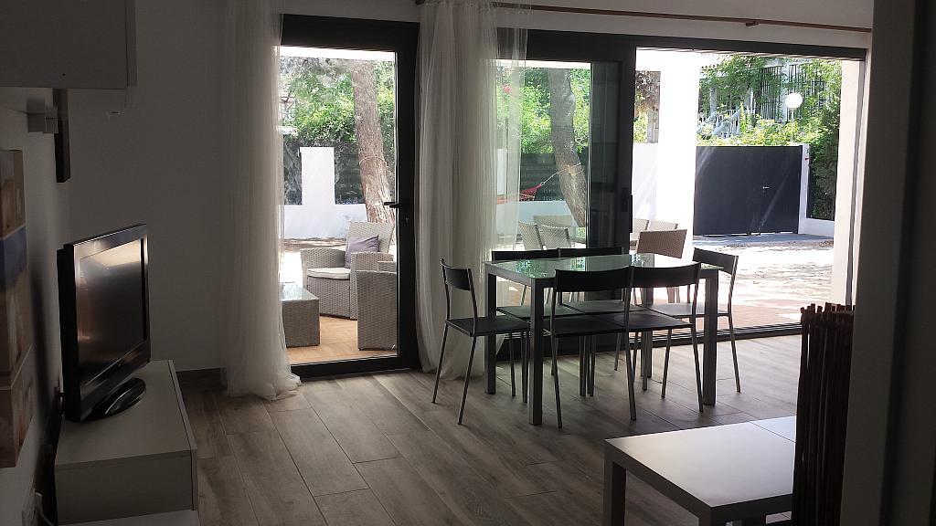 Comedor - Casa adosada en alquiler en calle Gaviota, Punta Umbría - 320265762