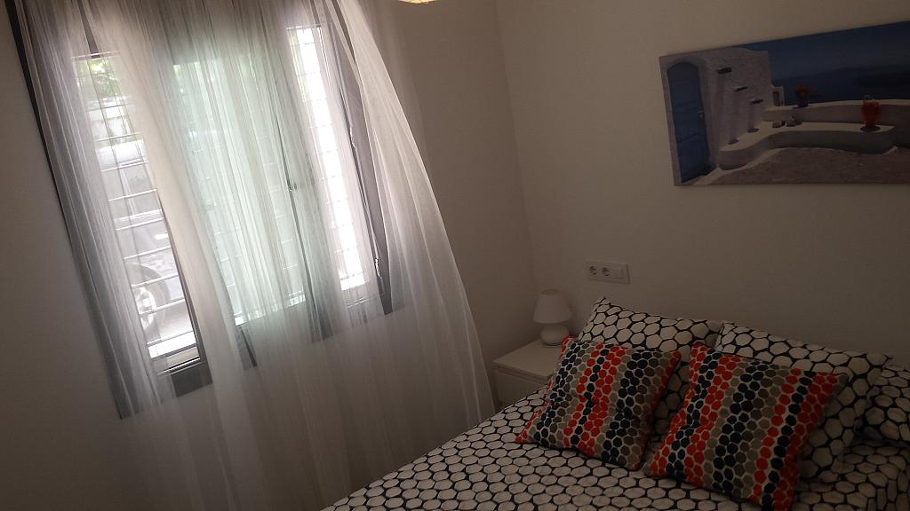 Dormitorio - Casa adosada en alquiler en calle Gaviota, Punta Umbría - 320265931
