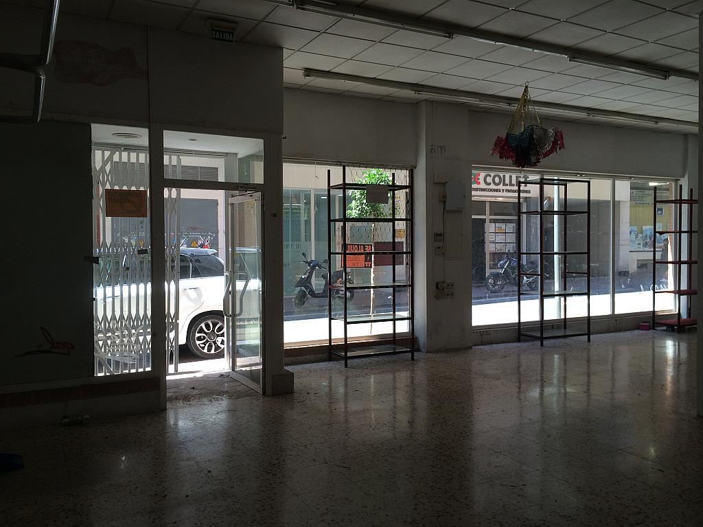Detalles - Local comercial en alquiler en calle Pizarro, Villajoyosa/Vila Joiosa (la) - 320295342