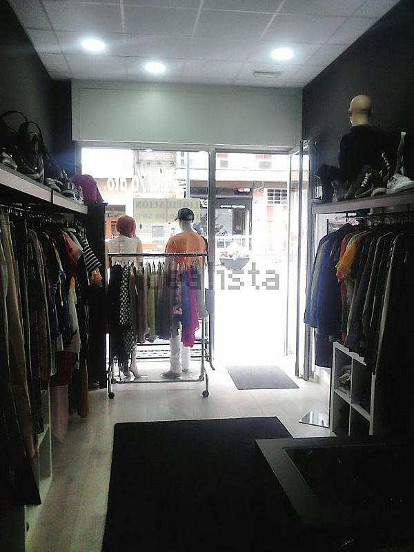 Pasillo - Local comercial en alquiler en calle Luis Luciano Bonaparte, Begoña en Bilbao - 320706525