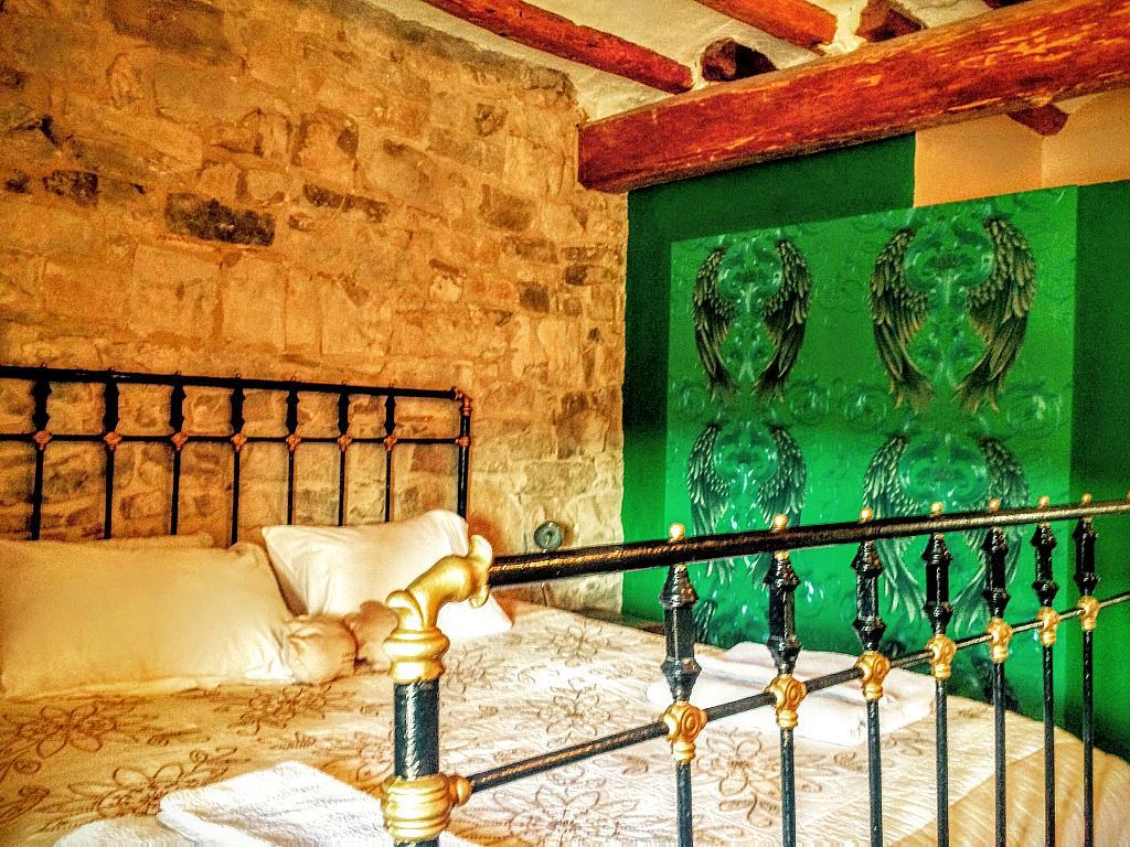 Dormitorio - Casa en alquiler de temporada en calle Eixida, Vallbona de les Monges - 320709340