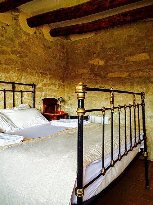Dormitorio - Casa en alquiler de temporada en calle Eixida, Vallbona de les Monges - 321217552