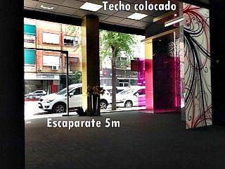 Detalles - Local comercial en alquiler en calle Arabial, Ronda en Granada - 321209552