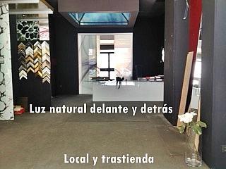 Detalles - Local comercial en alquiler en calle Arabial, Ronda en Granada - 321209740