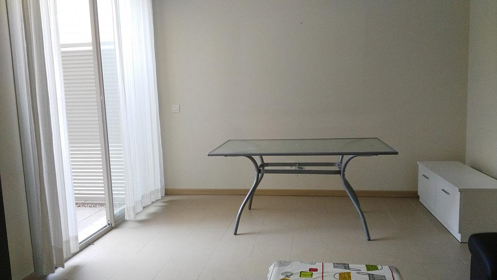 Salón - Piso en alquiler en calle Estremera, Ensanche de Vallecas en Madrid - 330426904