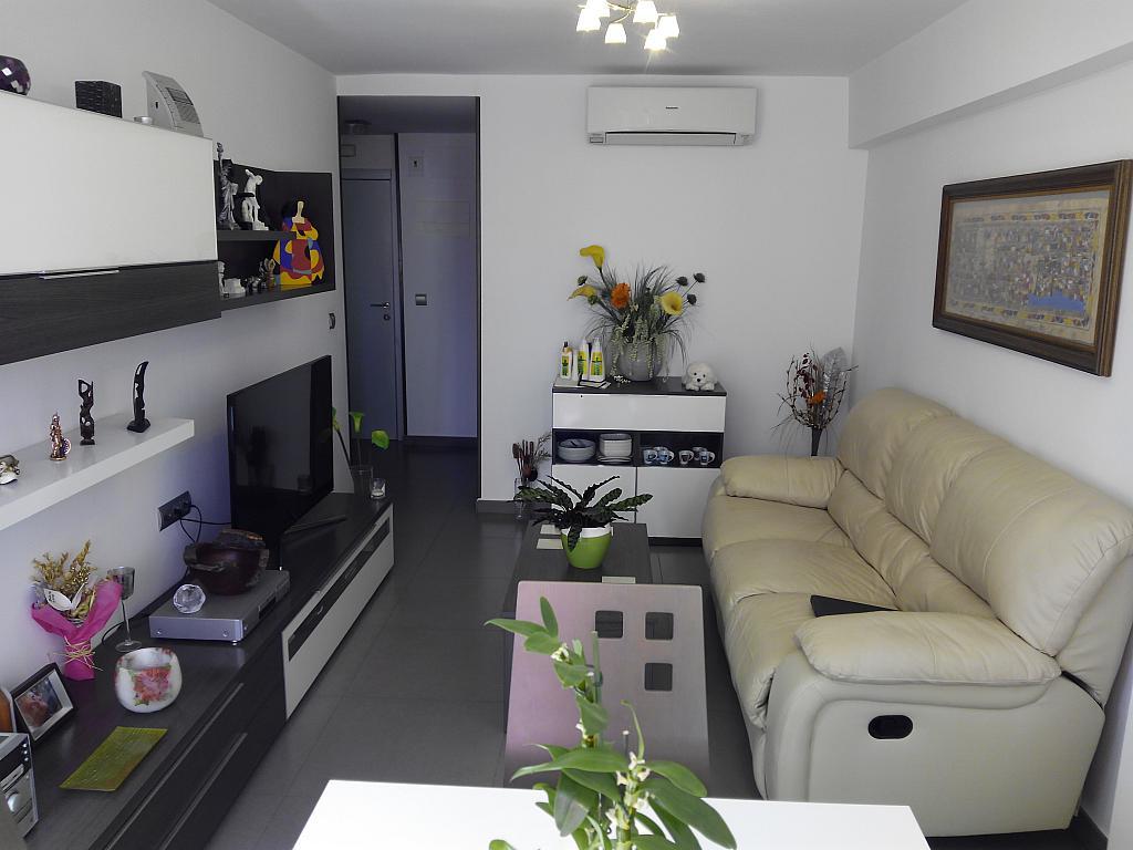 Comedor - Apartamento en alquiler de temporada en calle Marbella, Rincon de loix - 321259665