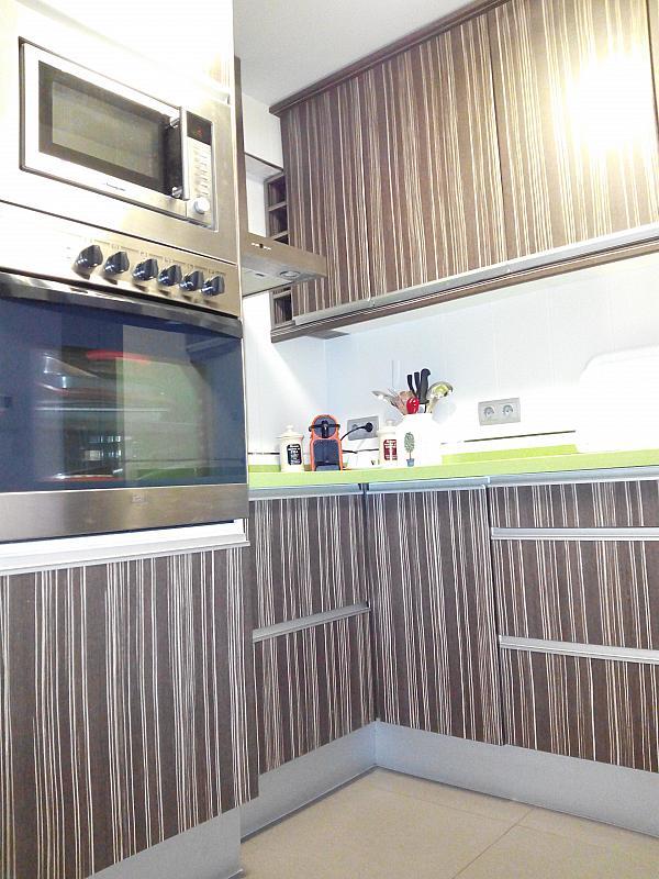 Cocina - Apartamento en alquiler de temporada en calle Marbella, Rincon de loix - 321259775