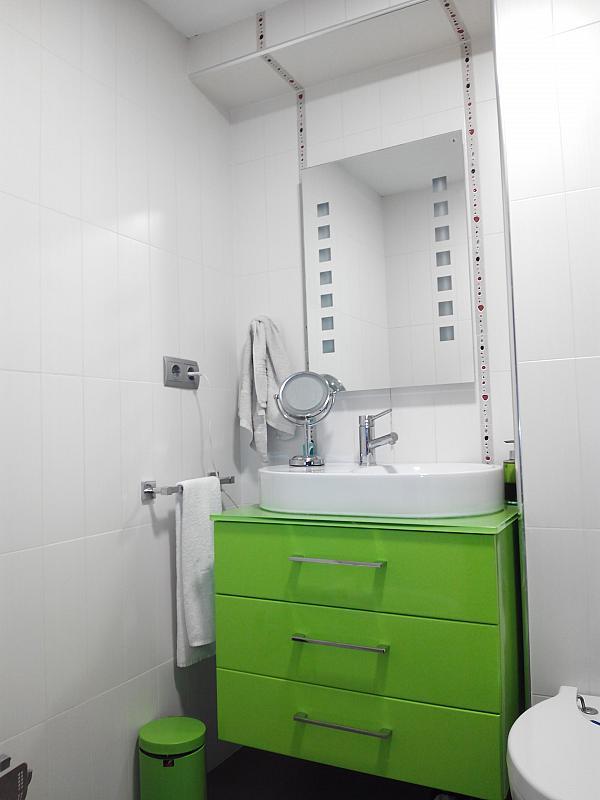 Baño - Apartamento en alquiler de temporada en calle Marbella, Rincon de loix - 321259860
