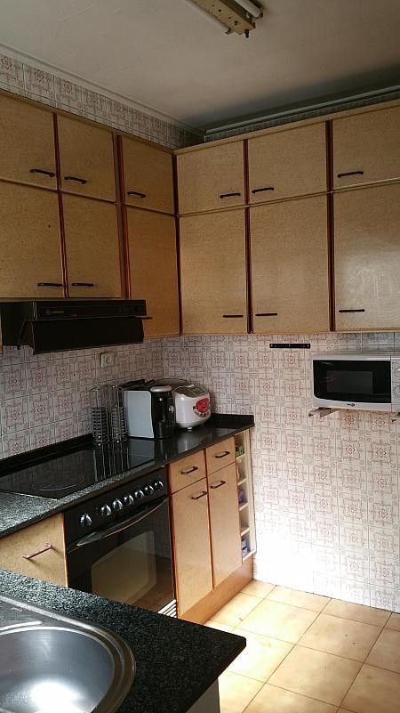 Cocina - Ático en alquiler en calle Cristobal Colon, Mollet del Vallès - 321260697