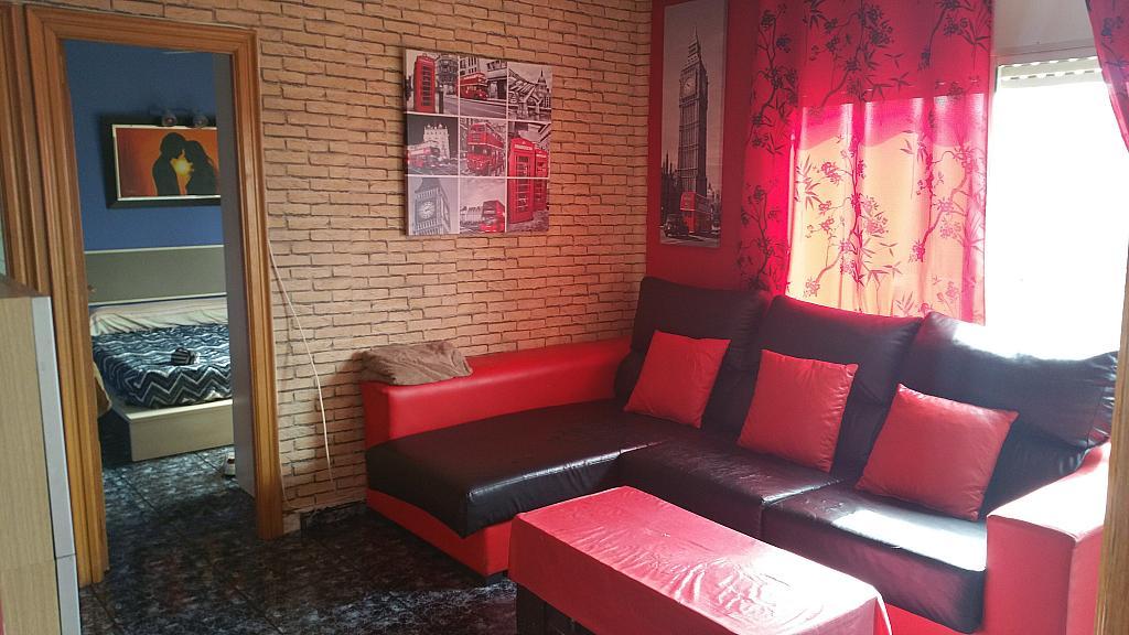 Comedor - Ático en alquiler en calle Cristobal Colon, Mollet del Vallès - 321260707