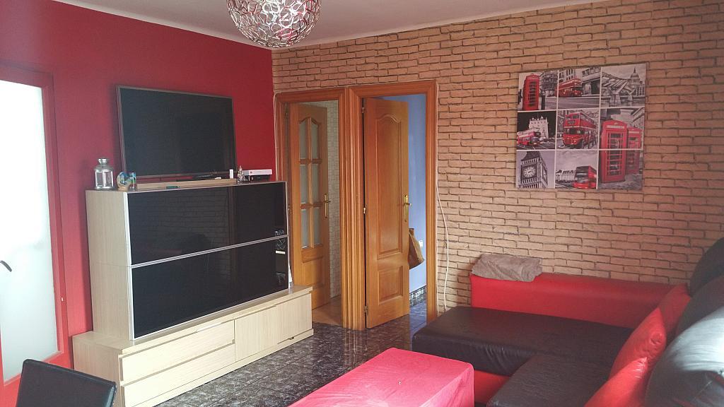 Comedor - Ático en alquiler en calle Cristobal Colon, Mollet del Vallès - 321260710