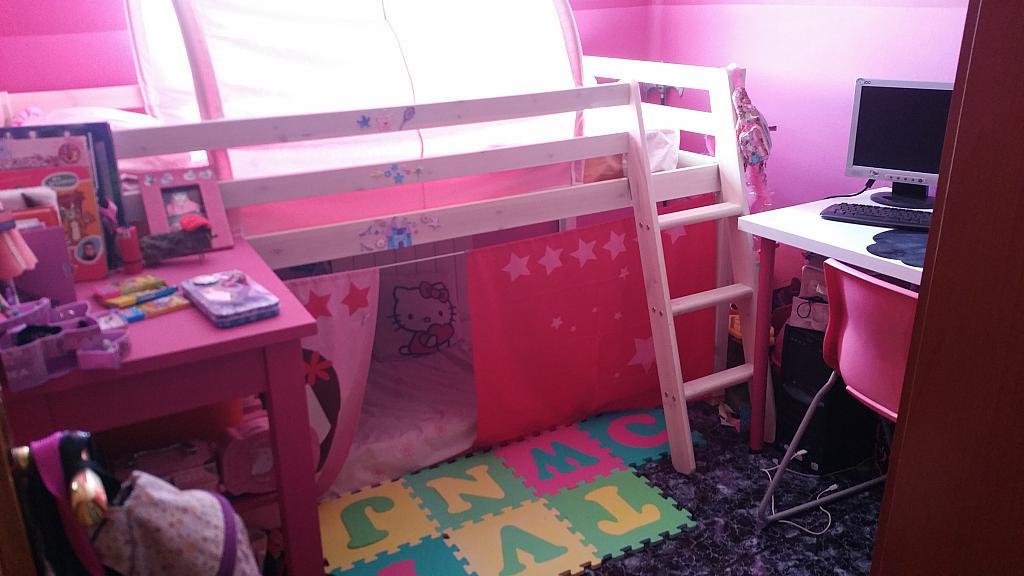 Dormitorio - Ático en alquiler en calle Cristobal Colon, Mollet del Vallès - 321260714
