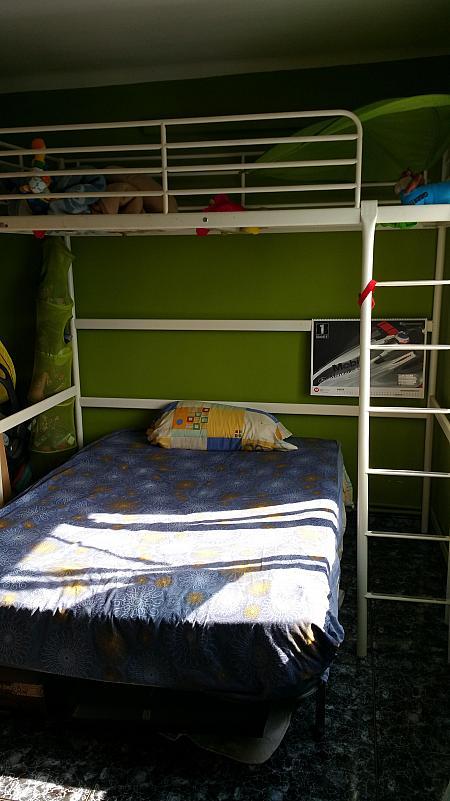 Dormitorio - Ático en alquiler en calle Cristobal Colon, Mollet del Vallès - 321260748