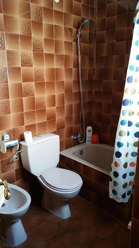 Baño - Ático en alquiler en calle Cristobal Colon, Mollet del Vallès - 321260752