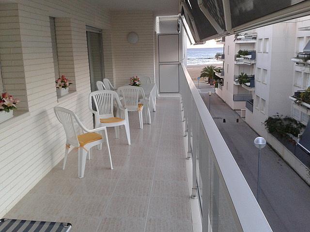 Terraza - Apartamento en venta en calle Mediterranea, Mota sant pere en Cubelles - 321261573