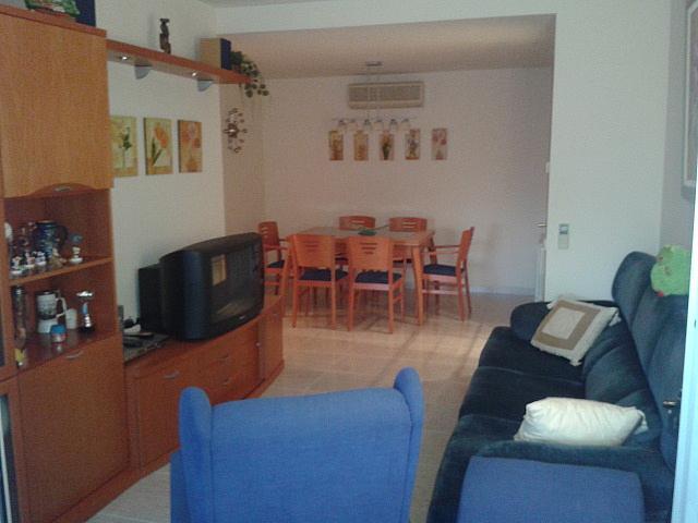 Comedor - Apartamento en venta en calle Mediterranea, Mota sant pere en Cubelles - 321261579