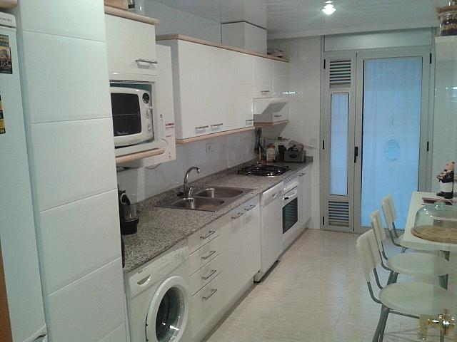 Cocina - Apartamento en venta en calle Mediterranea, Mota sant pere en Cubelles - 321261582