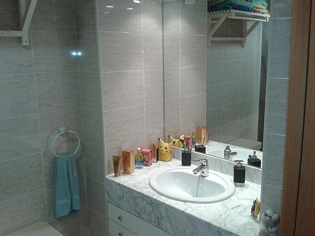 Baño - Apartamento en venta en calle Mediterranea, Mota sant pere en Cubelles - 321261585
