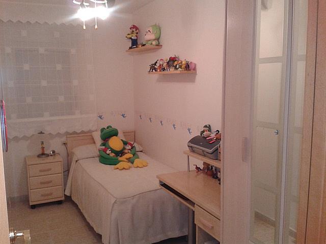 Dormitorio - Apartamento en venta en calle Mediterranea, Mota sant pere en Cubelles - 321261597
