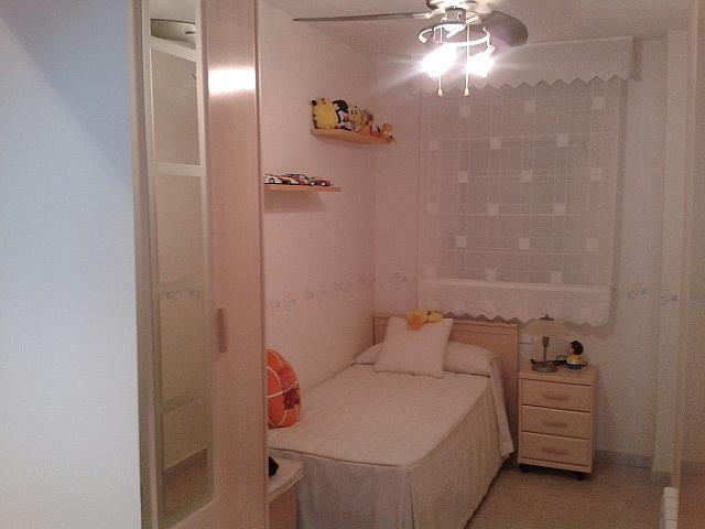 Dormitorio - Apartamento en venta en calle Mediterranea, Mota sant pere en Cubelles - 321261607