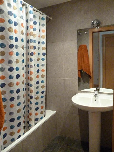 Baño - Piso en alquiler en calle Beat Josep Castell Camps, Núcleo urbano en Ciutadella de Menorca - 321849389