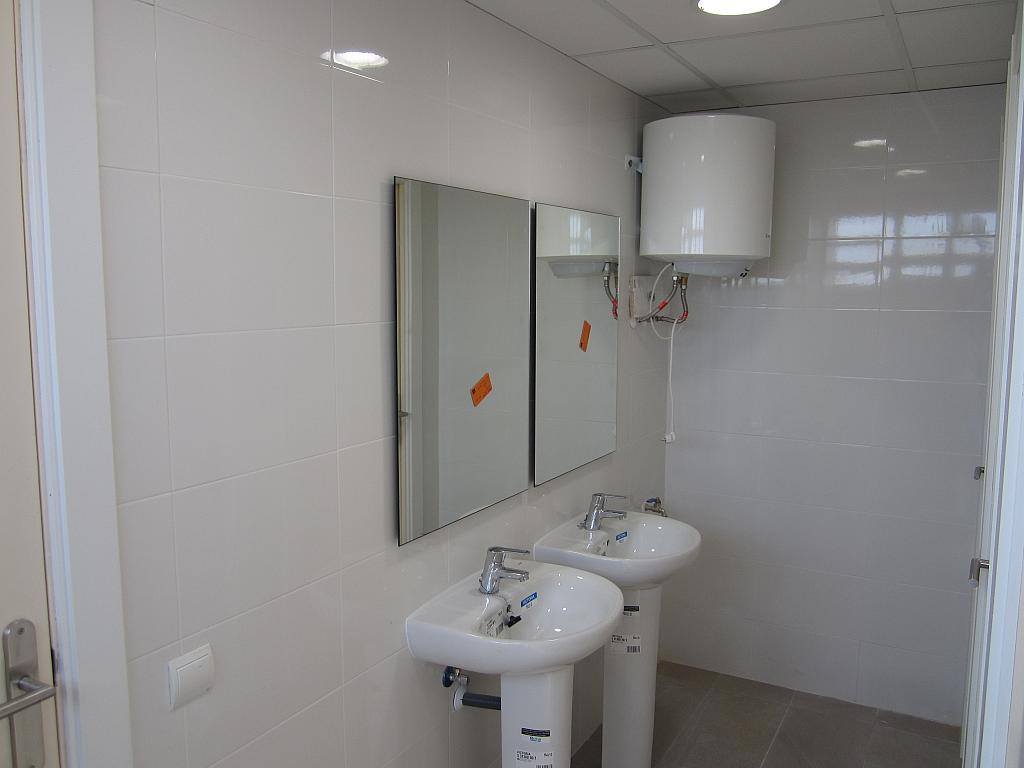 Baño - Nave en alquiler en pasaje Can Politic, Centre en Hospitalet de Llobregat, L´ - 321852932