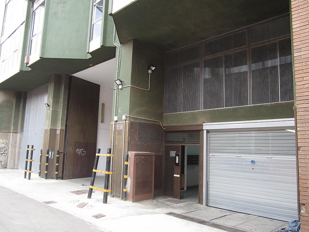Fachada - Nave en alquiler en pasaje Can Politic, Centre en Hospitalet de Llobregat, L´ - 321852952