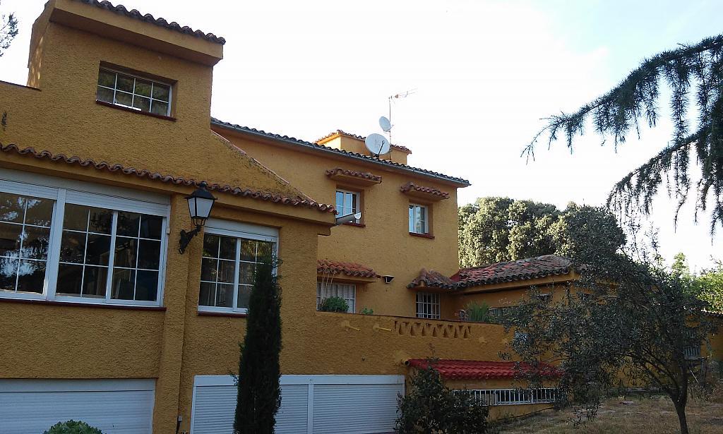 Fachada - Chalet en alquiler en urbanización Cádiz, Valdemorillo - 331824784
