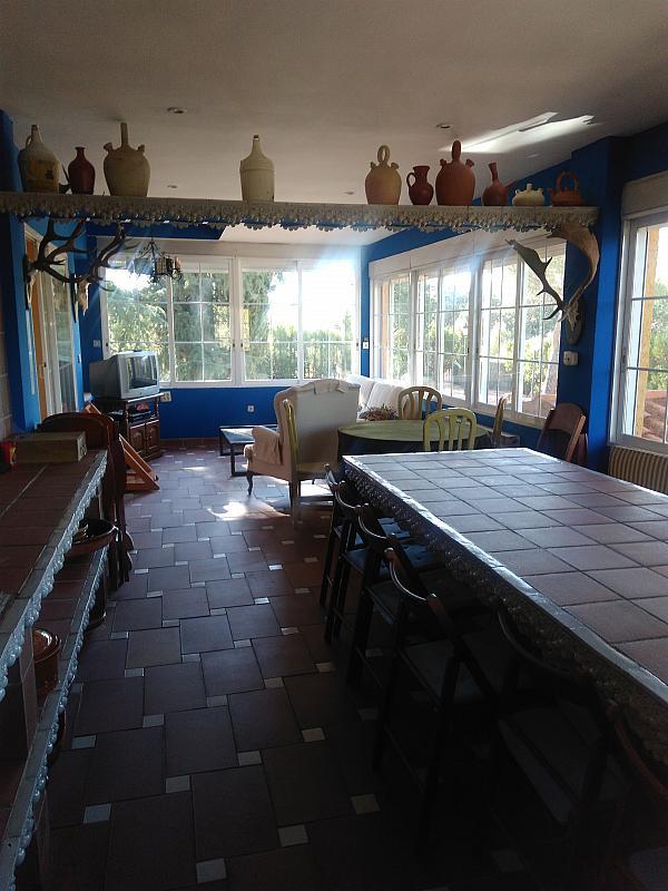 Comedor - Chalet en alquiler en urbanización Cádiz, Valdemorillo - 338886284