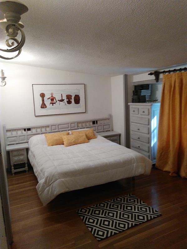 Dormitorio - Chalet en alquiler en urbanización Cádiz, Valdemorillo - 338886289
