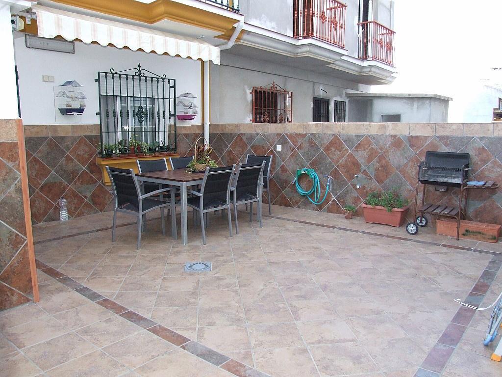 Patio - Chalet en alquiler en calle Jazmin, Torrox-Costa en Torrox - 322088112