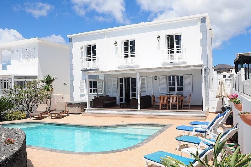 Fachada - Casa en alquiler en calle Las Salinas, Punta Mujeres - 322578005