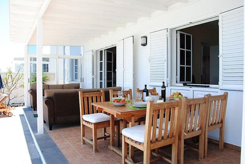 Detalles - Casa en alquiler en calle Las Salinas, Punta Mujeres - 322578136