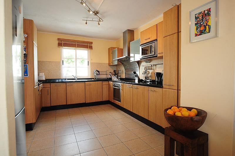 Cocina - Casa en alquiler en calle Las Salinas, Punta Mujeres - 322578166