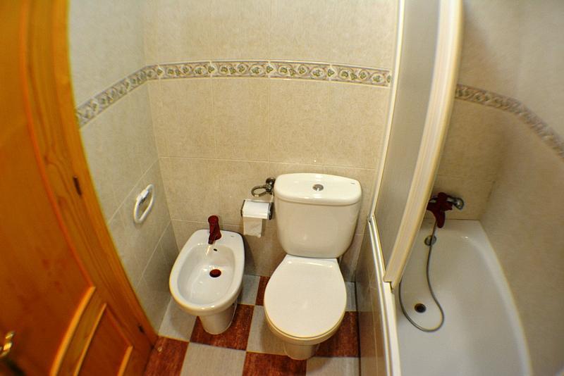 Baño - Apartamento en alquiler en calle Moli, Flix - 323965414