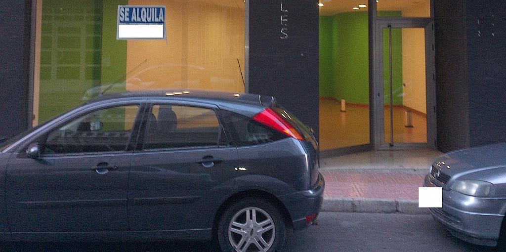 Plano - Local comercial en alquiler en calle Almudena, Playa de los Locos en Torrevieja - 323490498