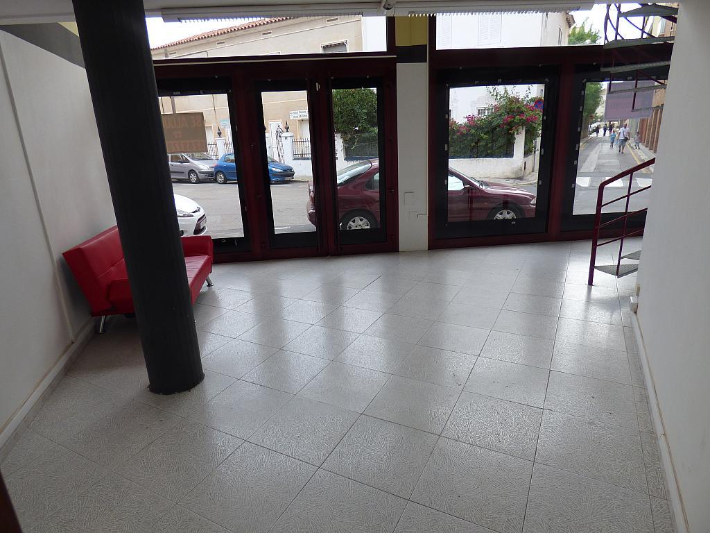 Plano - Oficina en alquiler en calle Vilamar, La Platja de Calafell en Calafell - 323948846