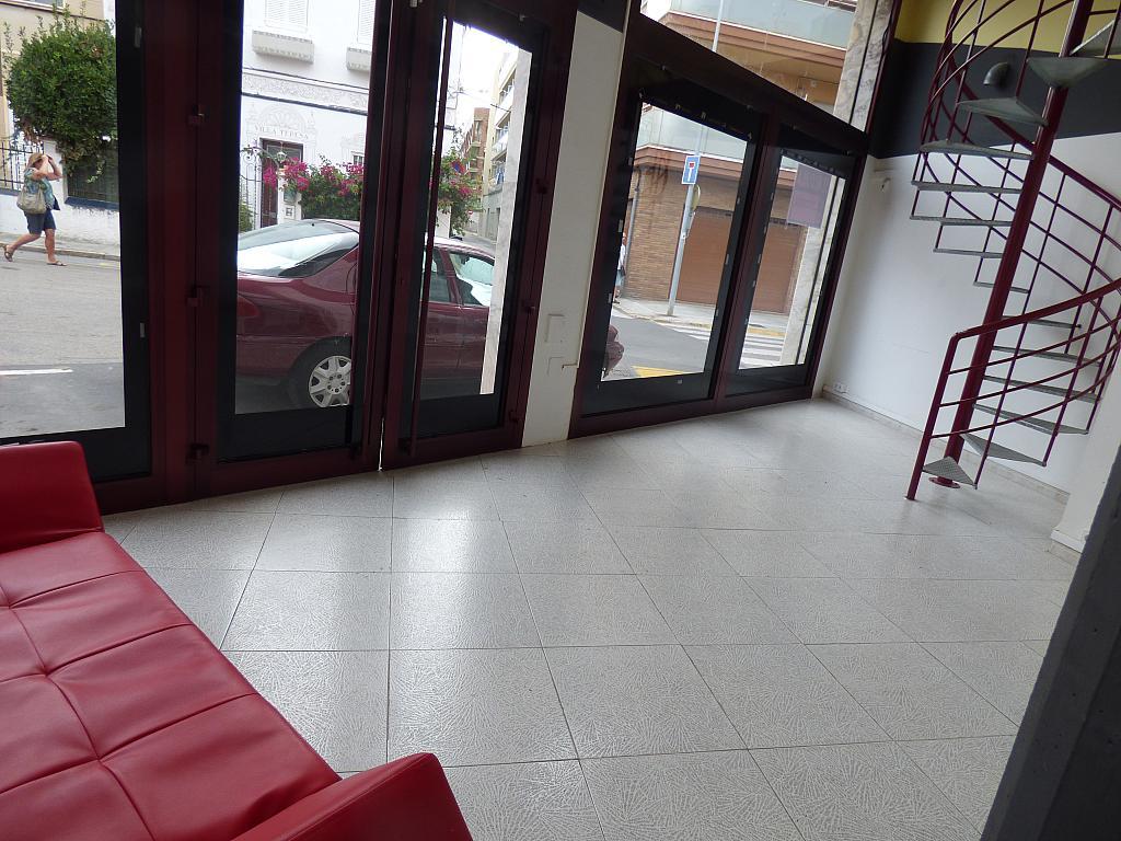 Plano - Oficina en alquiler en calle Vilamar, La Platja de Calafell en Calafell - 323948874